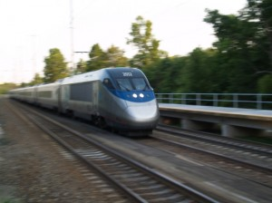 Hi Speed Train